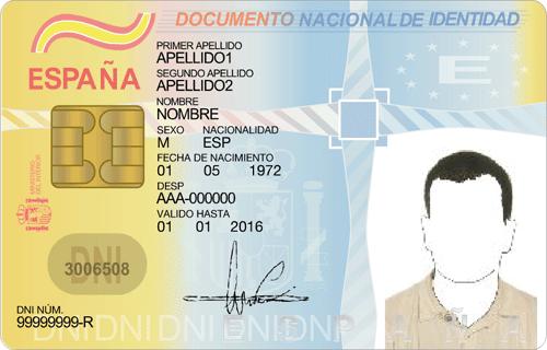 C mo identificarse andoain for Oficina dni donostia